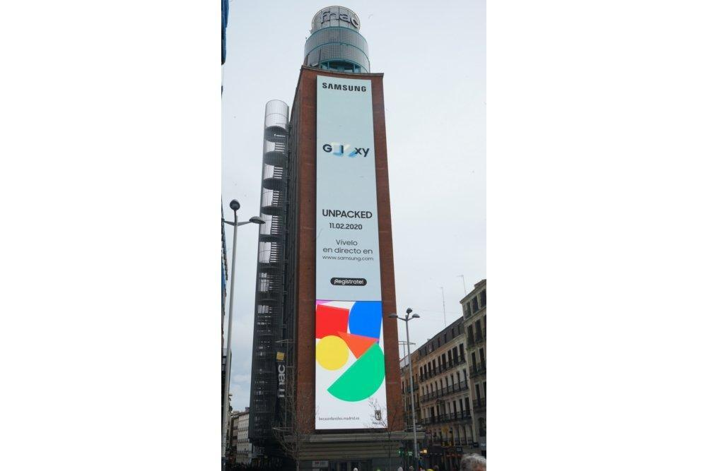 Samsung запустила промо-кампанию в поддержку Galaxy Unpacked