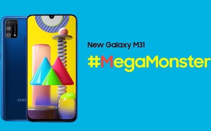 Четыре камеры и мощный аккумулятор. Samsung Galaxy M31 представлен официально