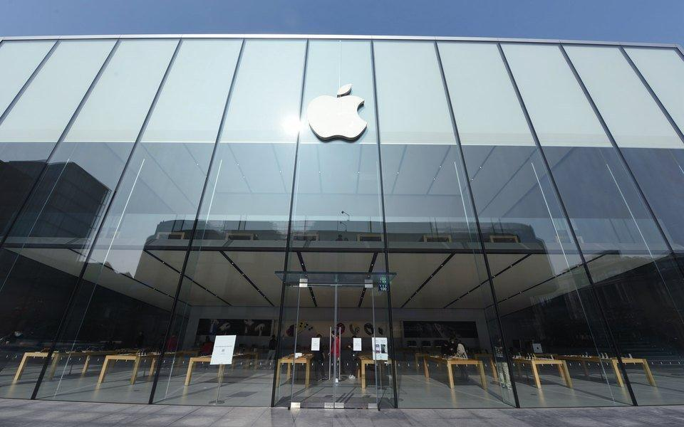 Магазины Apple в Китае вновь открываются несмотря на коронавирус