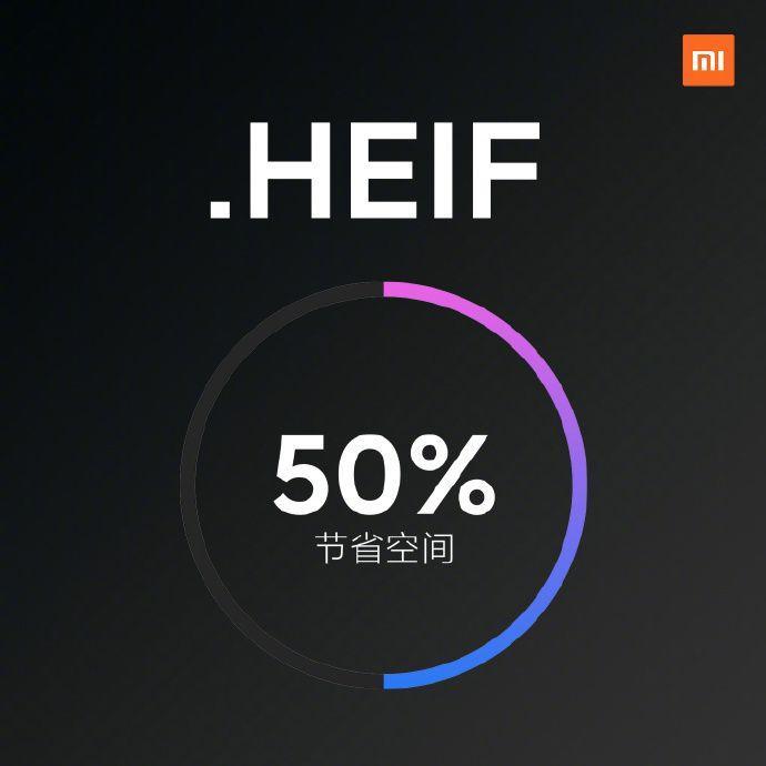 heif-file-saving-50-pc-format Xiaomi официально представила флагманы Xiaomi Mi 10 и Mi 10 Pro