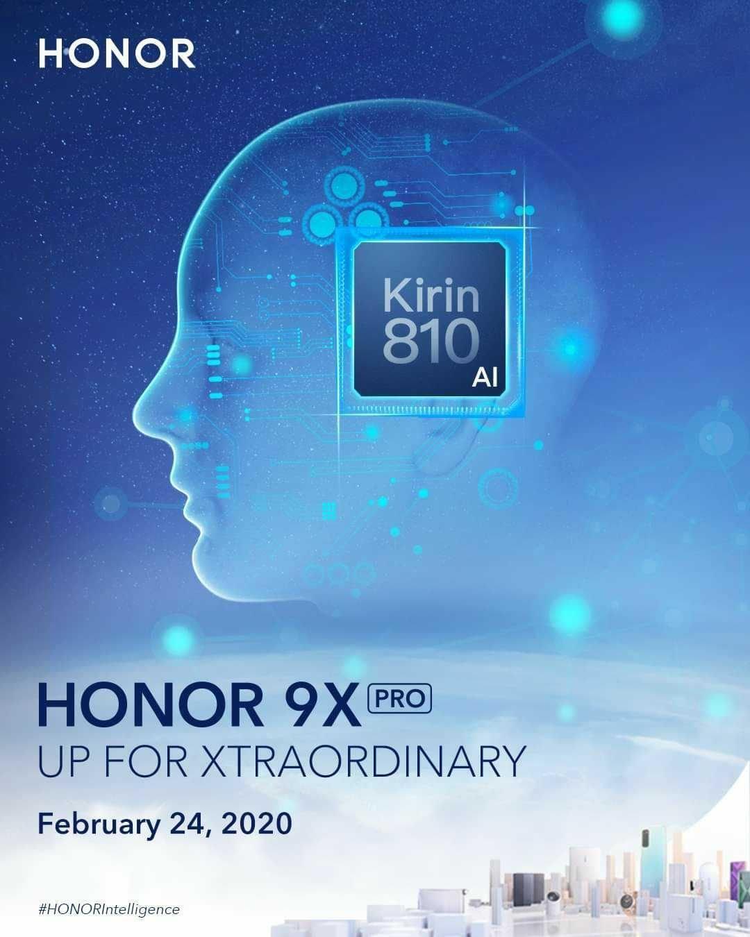 honor-9x-pro-2 Honor 9X Pro станет первым смартфоном с Huawei Mobile Services