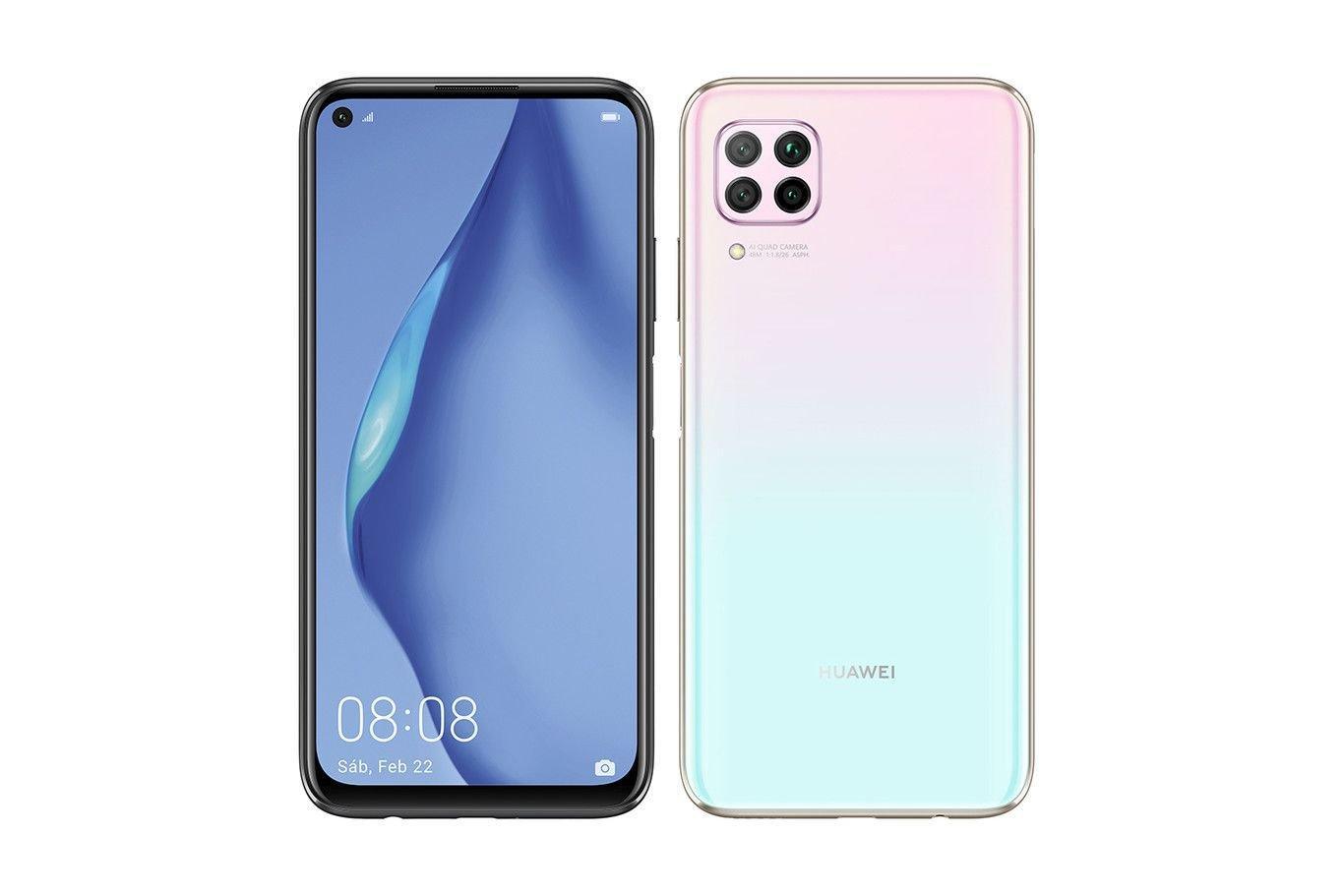 huawei-p40-lite Huwawei представила смартфон Huawei P40 Lite