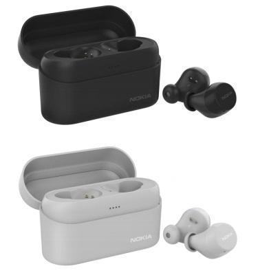 В продажу поступили беспроводные наушники  Nokia Power True Wireless