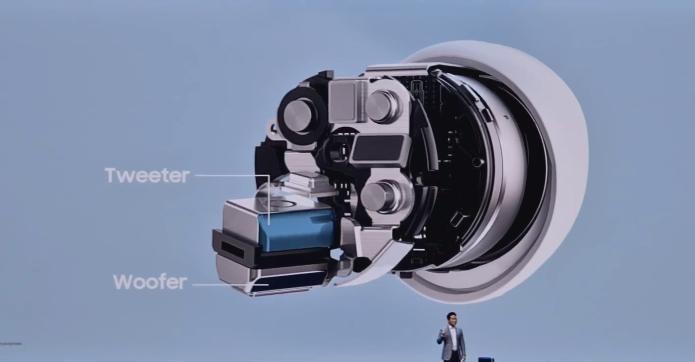 Samsung показал новые наушники Galaxy Buds+