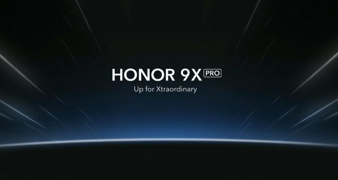 Бренд HONOR представил смартфон Honor 9X Pro
