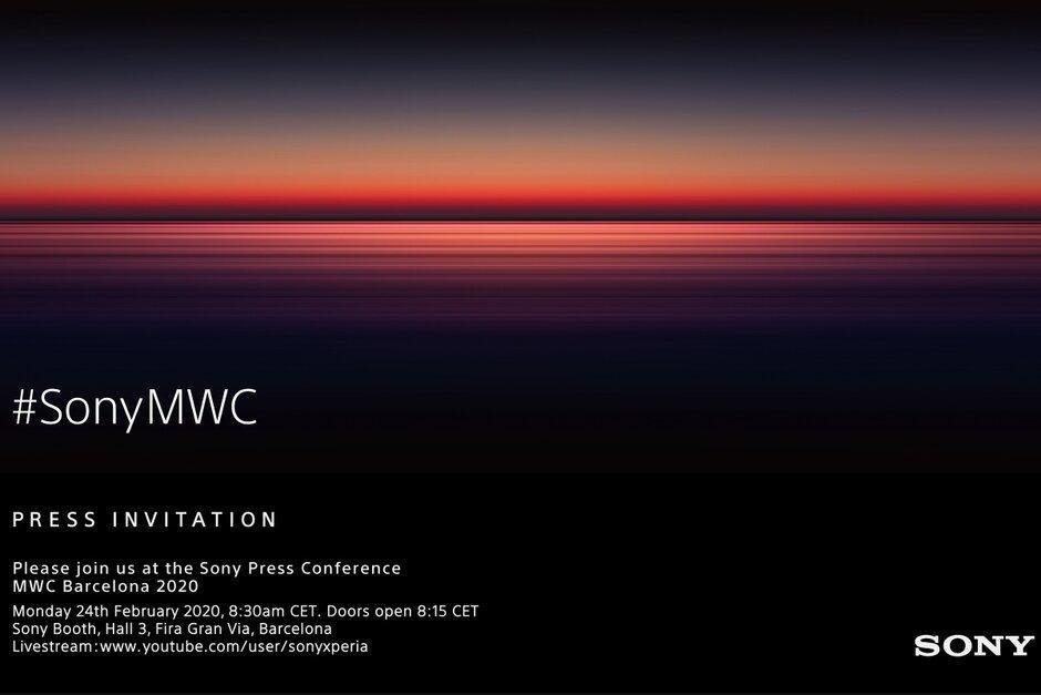 Sony не будет участвовать в MWC 2020