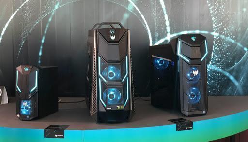 Predator теперь официальные ПК турнира Intel Extreme Masters