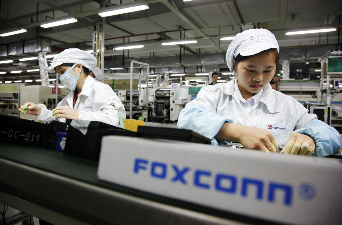 Производство новых iPhone возобновится уже в этом месяце