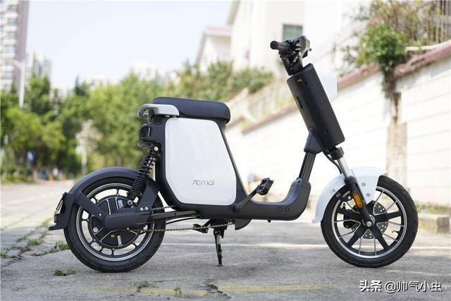 70mai-smart-electric-scooter Xiaomi представила электрический скутер за 423 доллара