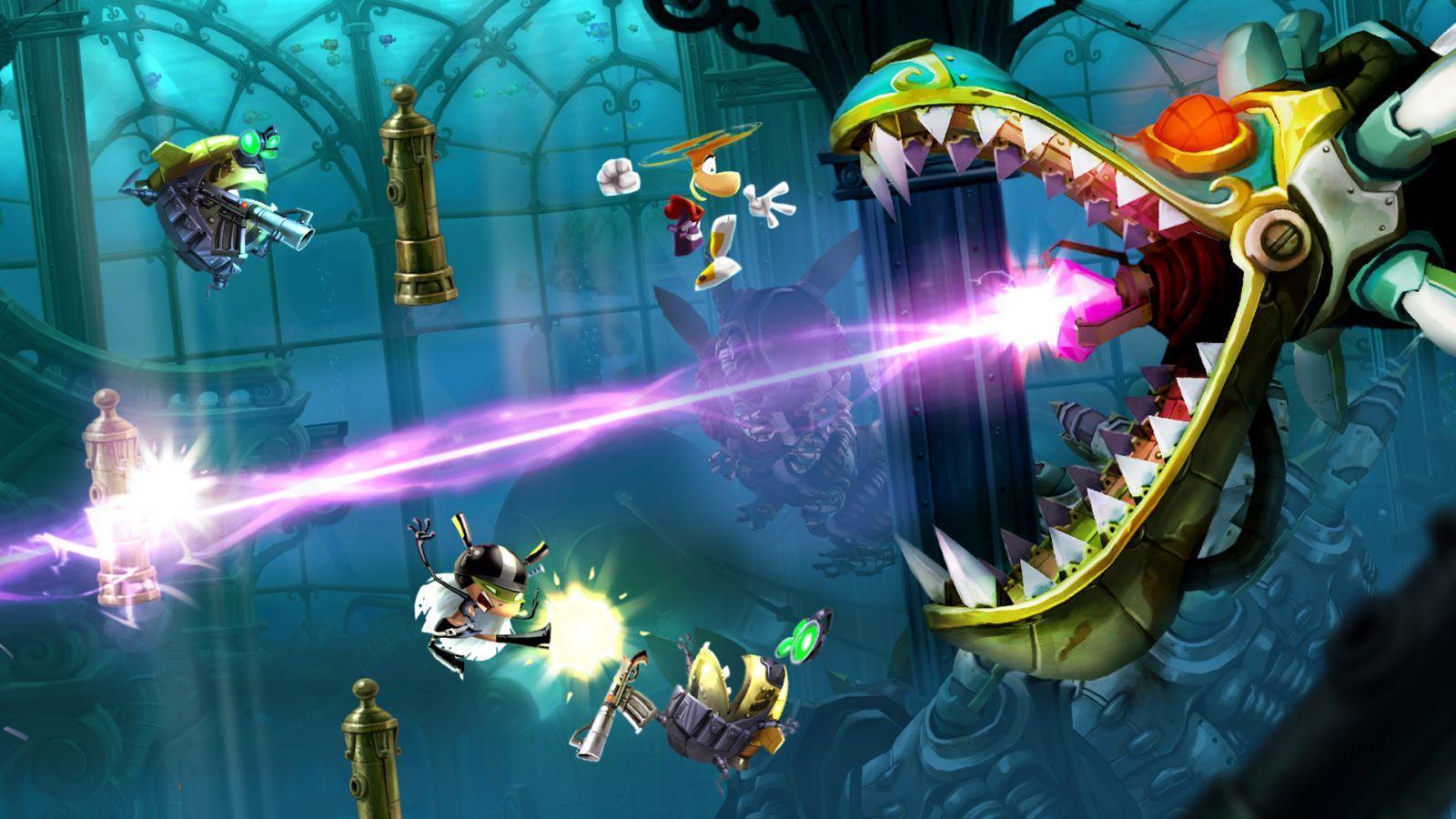 Ubisoft бесплатно раздаёт игру Rayman Legends