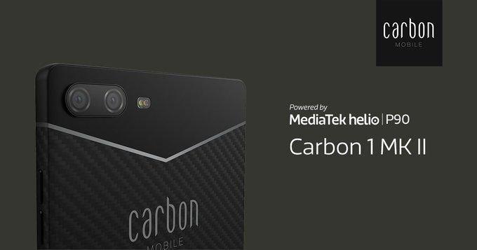 carbon-1-mark-ii-b Представлен Carbon 1 Mark II - первый в мире смартфон из углеродного волокна
