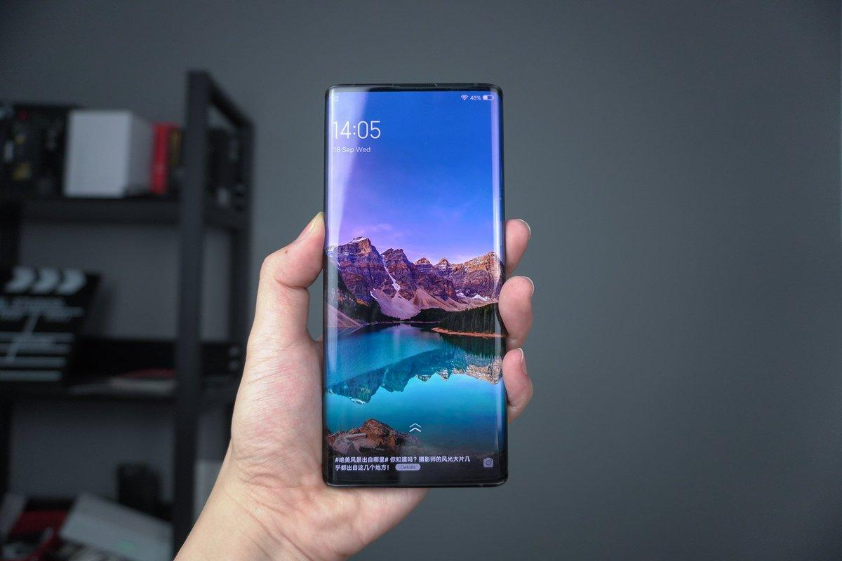 Vivo представила новый смартфон Vivo NEX 3S 5G