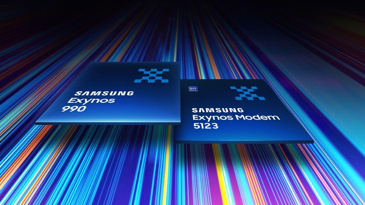 exynos-990 Samsung вытеснила Apple c 3-го места в рейтинге производителей мобильных процессоров