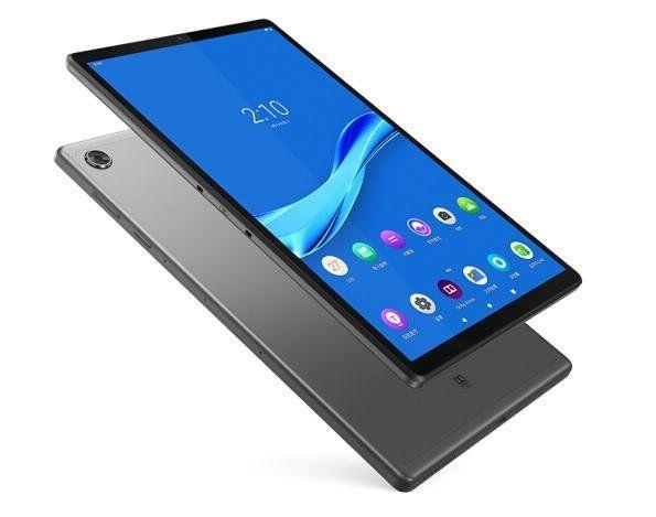 lenovo-m10-plus Lenovo представила 10.3-дюймовый планшет Lenovo M10 Plus