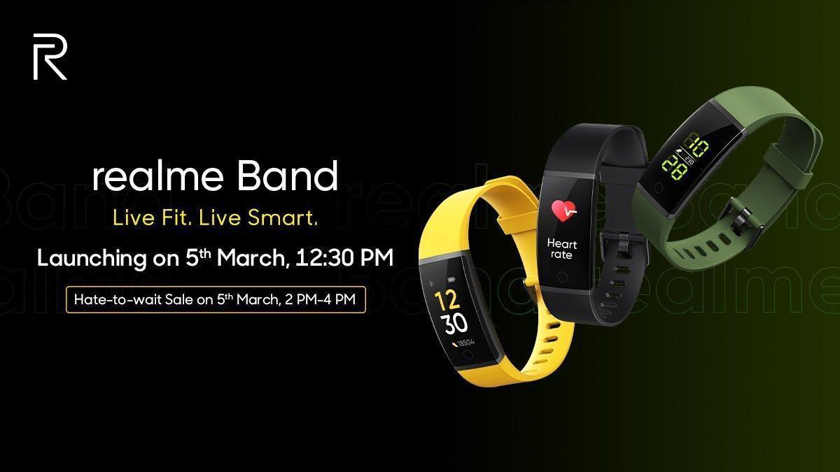 Realme Band: аналог Mi Band и хороший фитнес-трекер всего за 20$