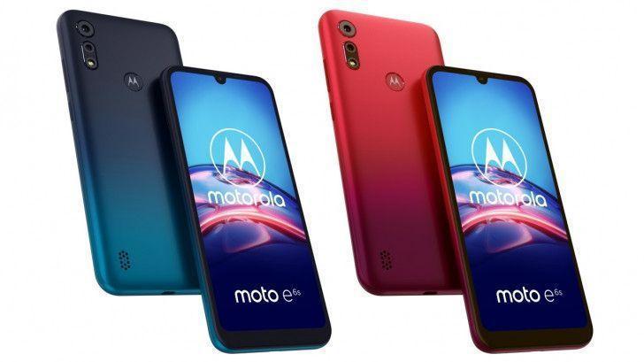 motorola-moto-e6s Motorola представила смартфон Moto E6s