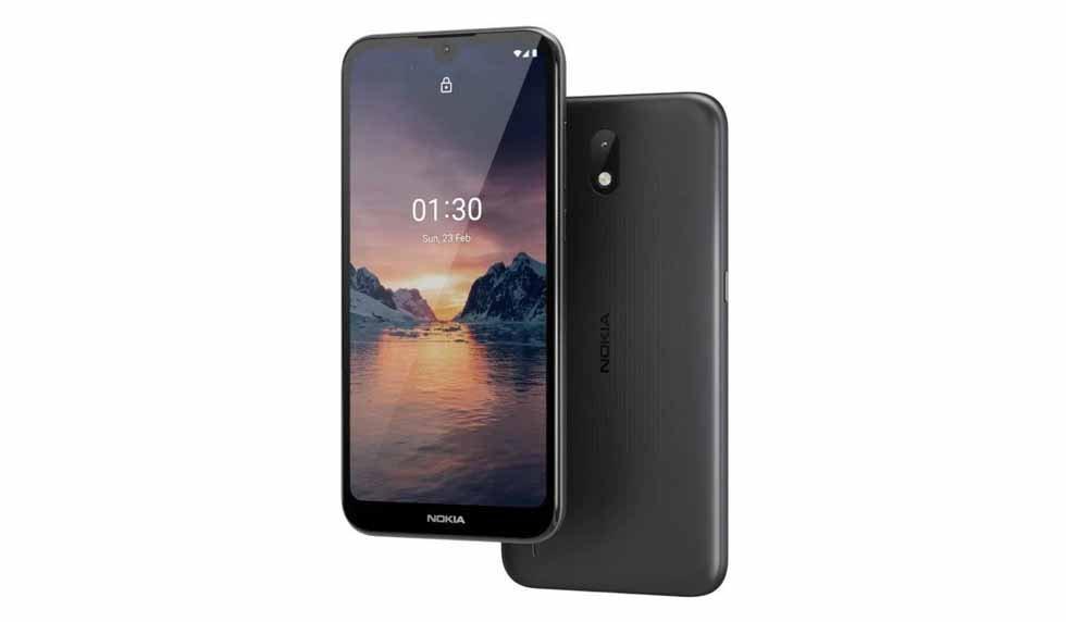 В России открыты предзаказы на Nokia 1.3 и Nokia 5310