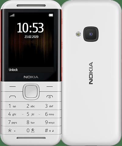 nokia-5310-white Nokia возродила смартфон Nokia 5310 XpressMusic