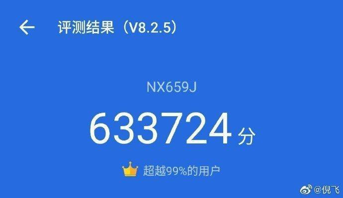 nubia-red-magic-5g-antutu Nubia Red Magic 5G побил рекорд AnTuTu