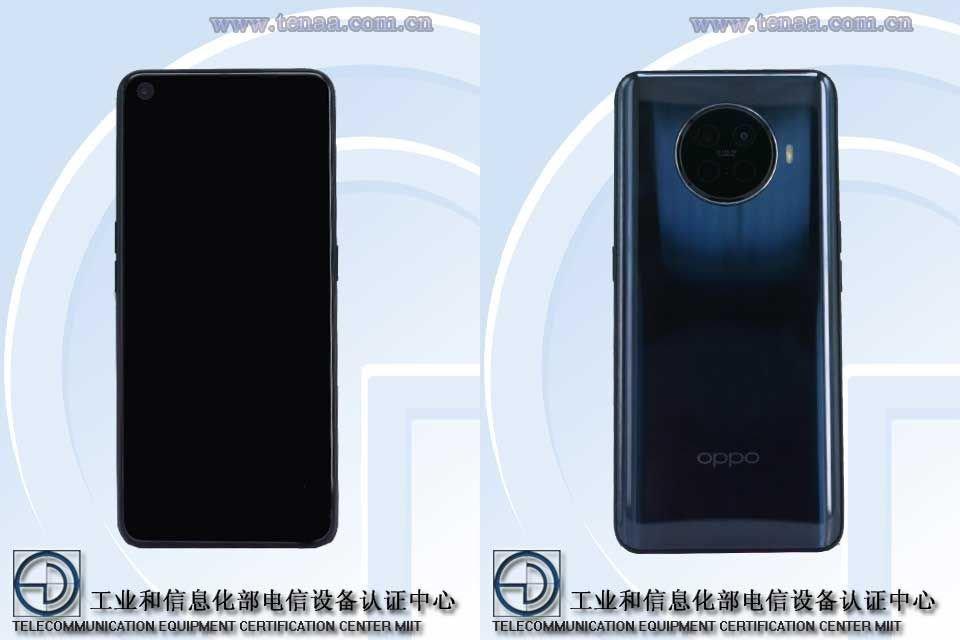 oppo-reno-ace-2-tenaa-pdhm00 Опубликованы подробные характеристики смартфона OPPO Reno Ace 2