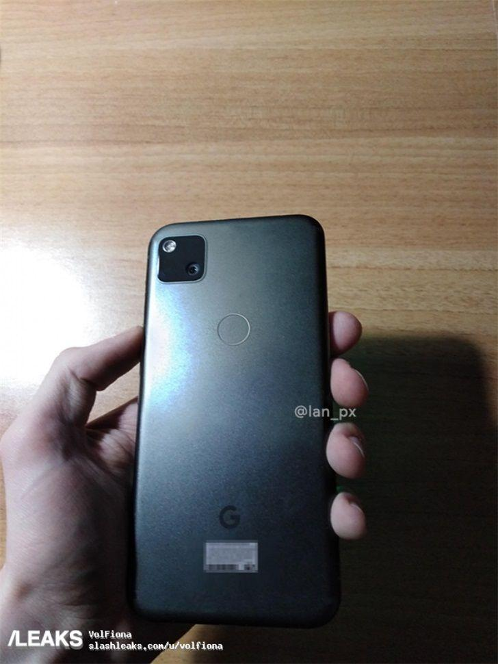 "pixel-4a-leak-2 Живые фото ""бюджетника"" Google Pixel 4a слили в Сеть"