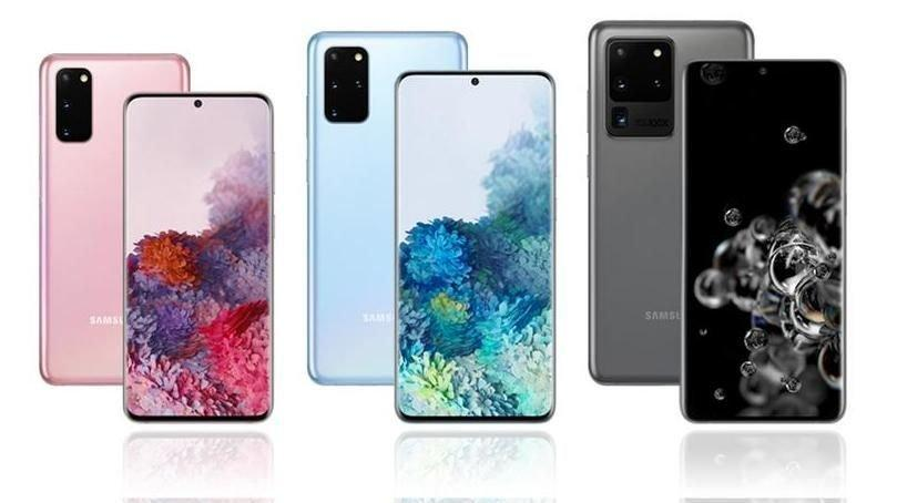 samsung-galaxy-s20-2 Samsung Galaxy S20 демонстрирует неутешительные продажи