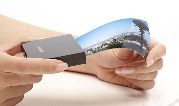 samsung-oled Samsung увеличит производство складных дисплеев на 400% к концу 2020 года