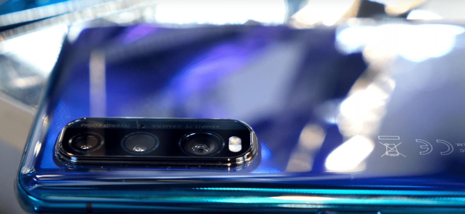 Oppo представил новый смартфон Find X2