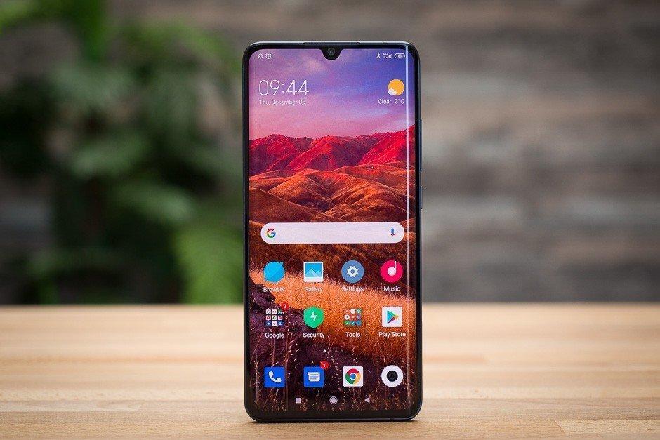 Xiaomi представят облегчённые версии Mi Note 10