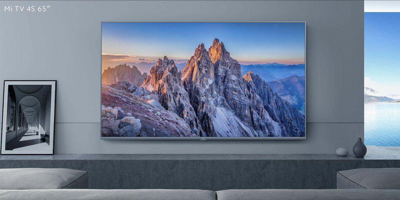 xiaomi-mi-tv-4s-3 Xiaomi представила 65-дюймовый телевизор Mi TV 4S