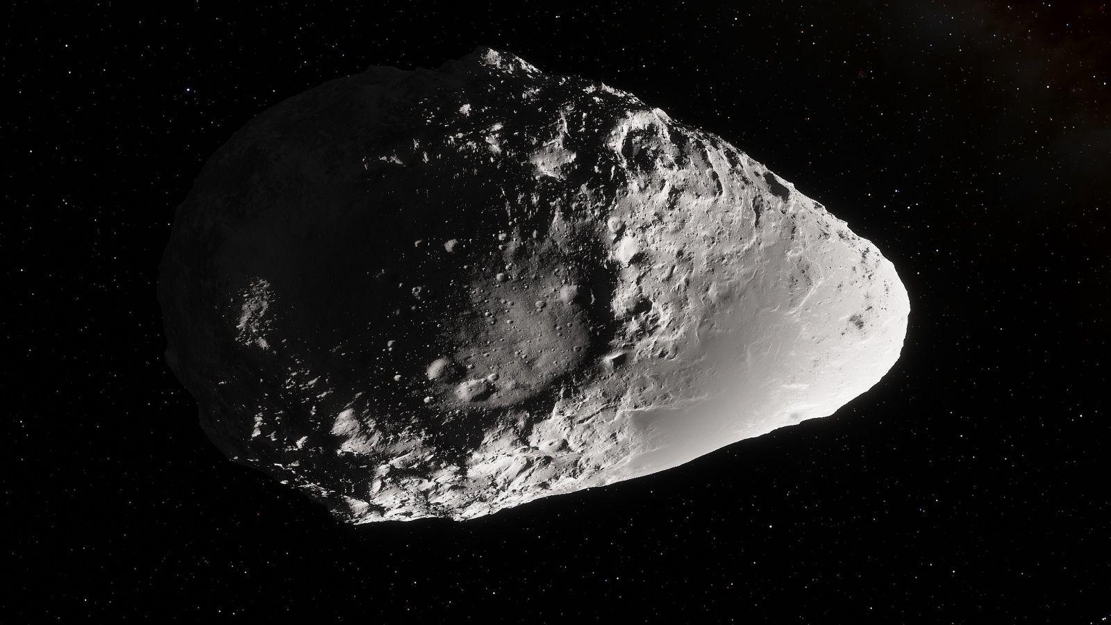 Рядом с Землёй в скором времени пролетит астероид диаметром до 4км