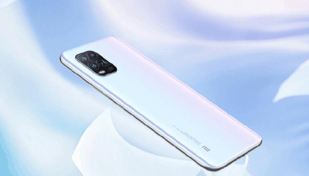 Официальный постер Xiaomi Mi 10 Lite 5G появился в сети