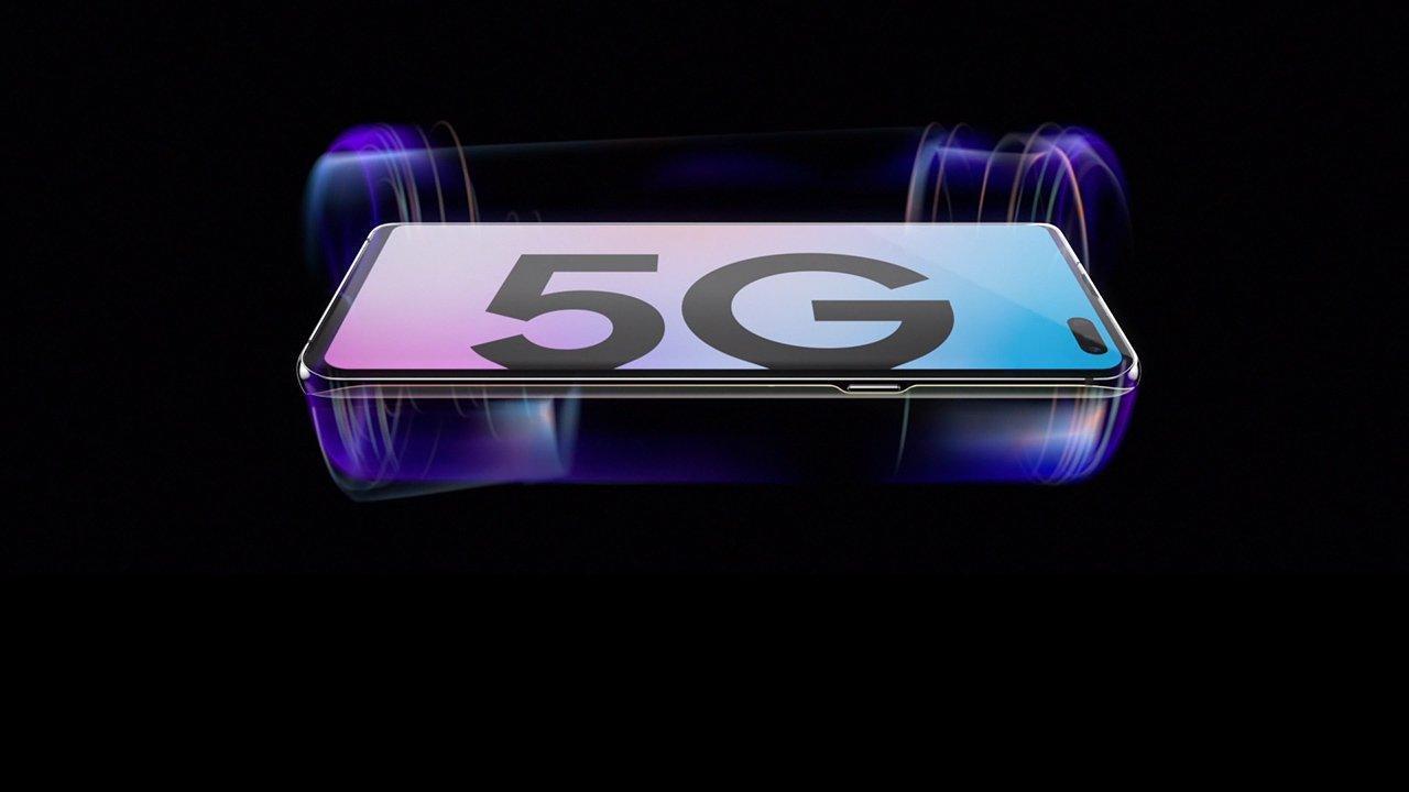 Samsung лидирует на мировом рынке поставок 5G-смартфонов