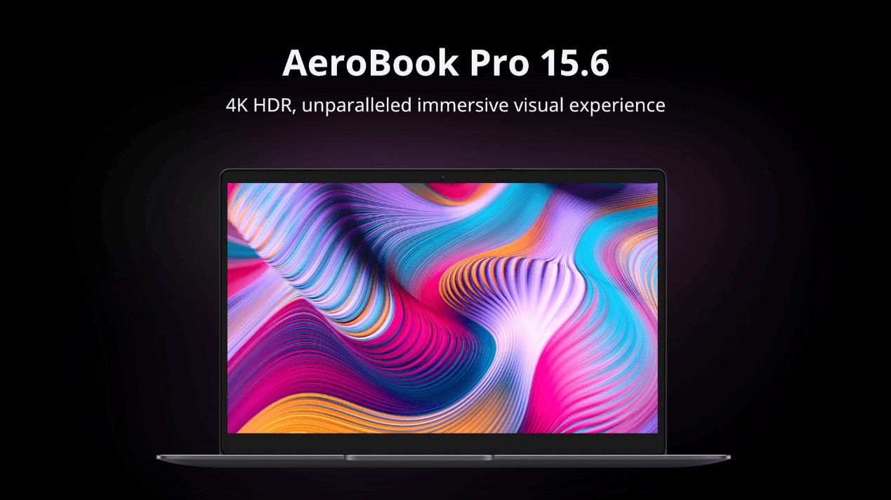 Бренд Chuwi анонсировал новый игровой ноутбук AeroBook Pro 15.6
