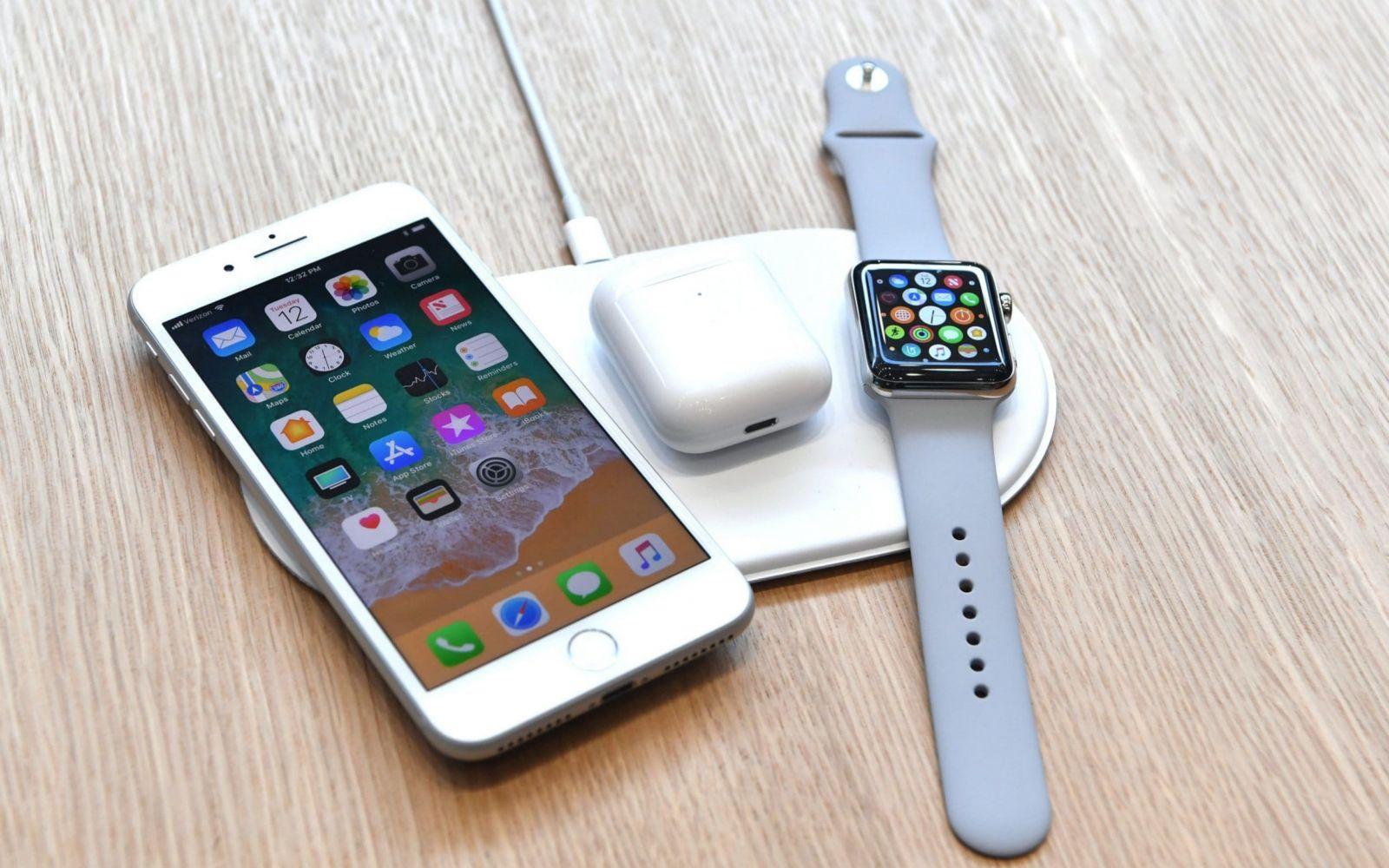 Слухи: Apple всё же сделает беспроводную зарядку AirPower