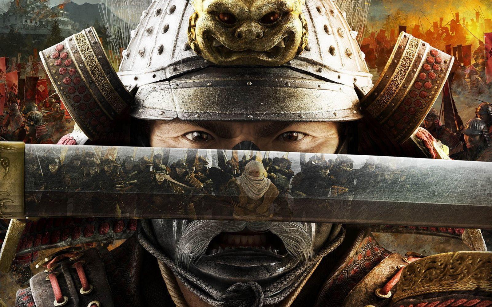 В конце апреля начнётся раздача игры Total War: Shogun 2