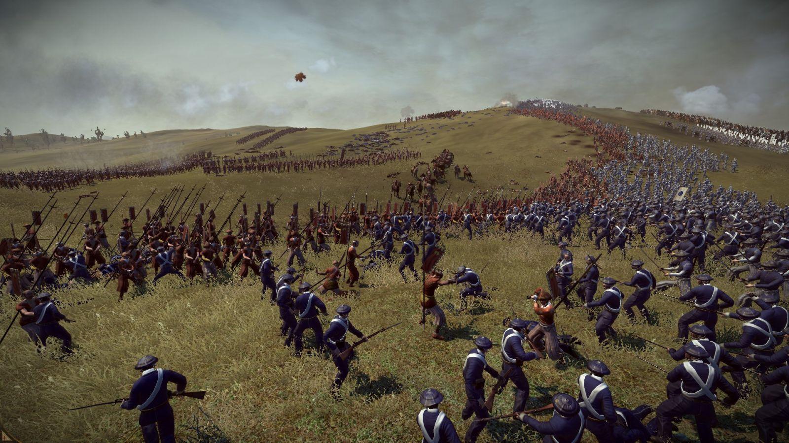 В Steam началась бесплатная раздача игры Total War: Shogun 2