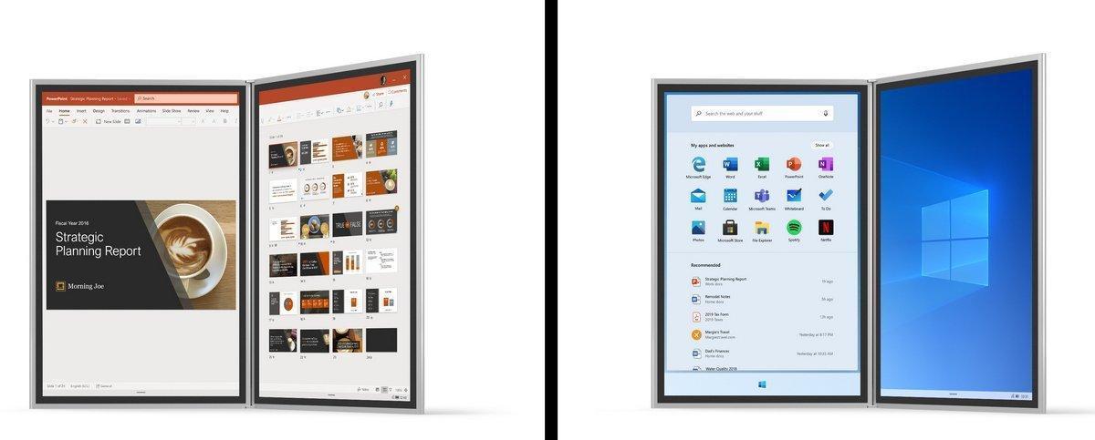 Microsoft не выпустит Windows 10X в этом году