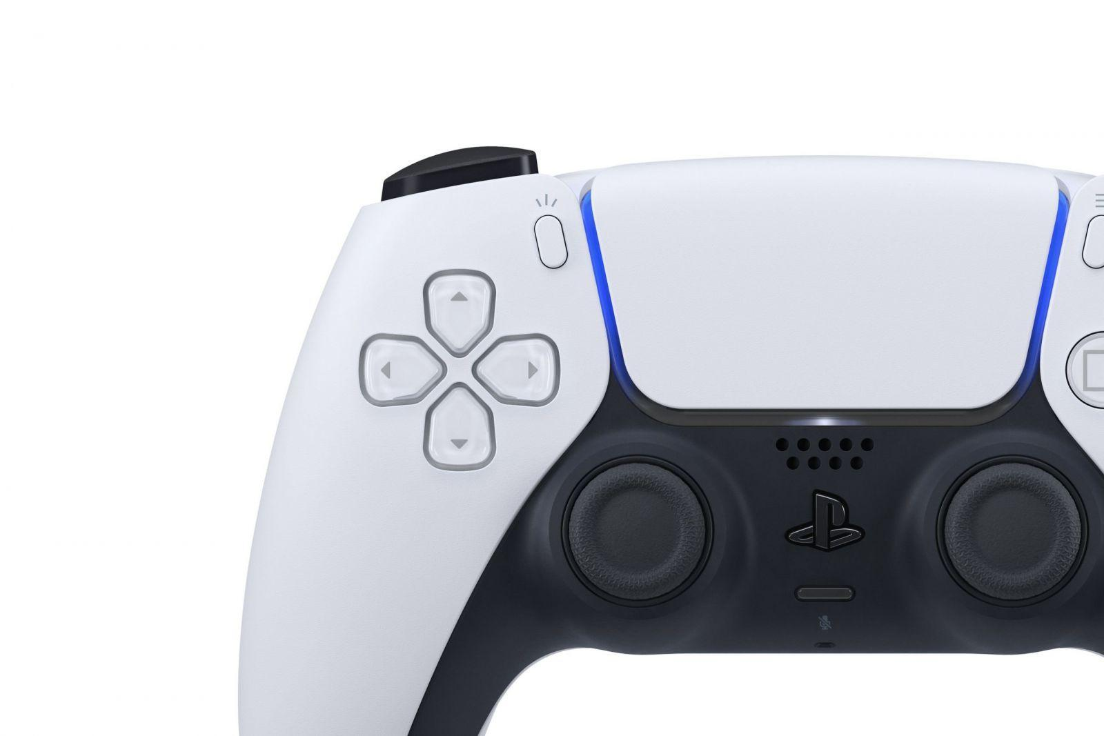 Sony представила джойстик DualSense для Playstation 5 Sony представила джойстик DualSense для Playstation 5