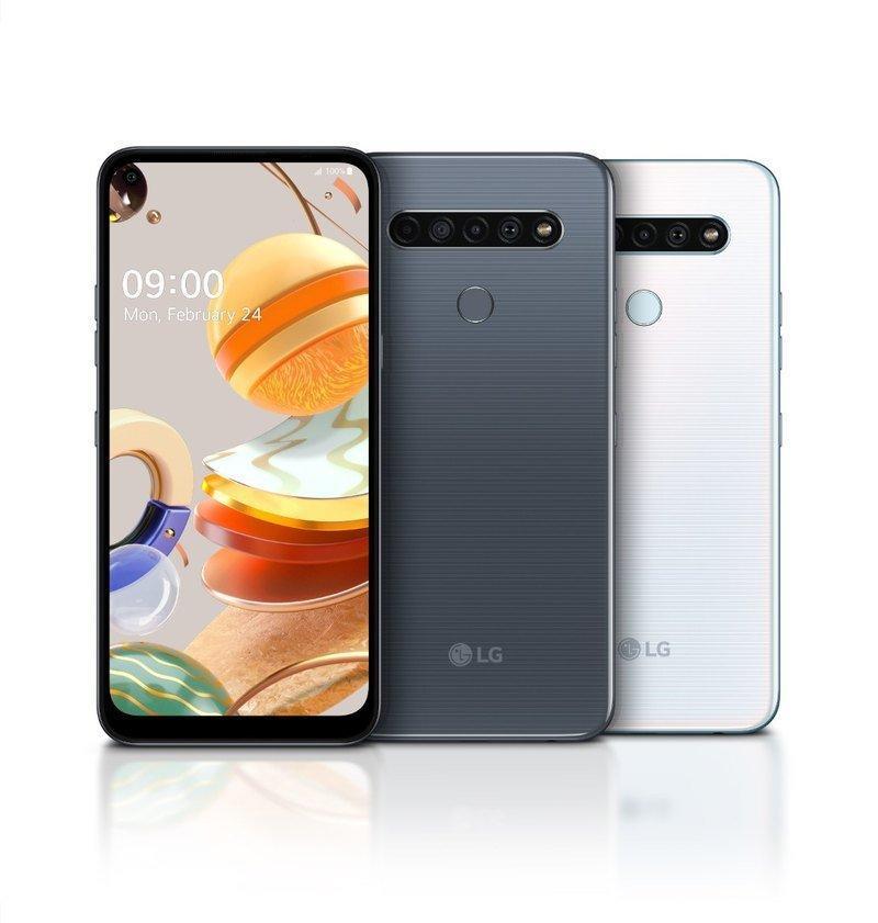 LG показала новый дизайн будущего смартфона
