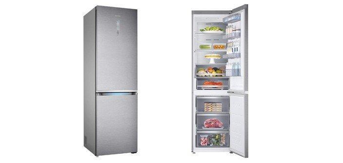 В России начали продаваться новые вместительные холодильники Samsung RB7000