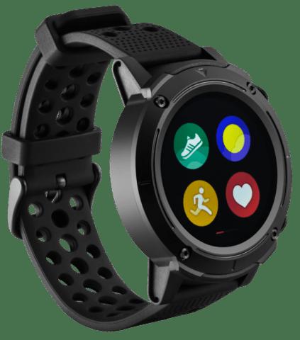 Canyon выпустила смарт-часы Wasabi с временем автономной работы 30 дней