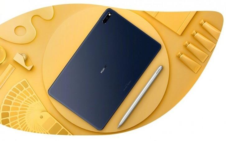 Huawei представила новый 10.4 дюймовый планшет