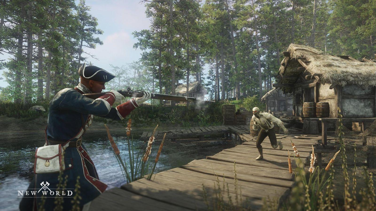 Amazon отложит MMO-игру New World