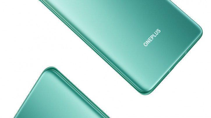 OnePlus продемонстрировала зеленый OnePlus 8
