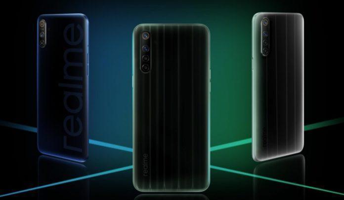 Презентация смартфонов Realme Narzo 10 и Narzo 10A состоится 21 апреля
