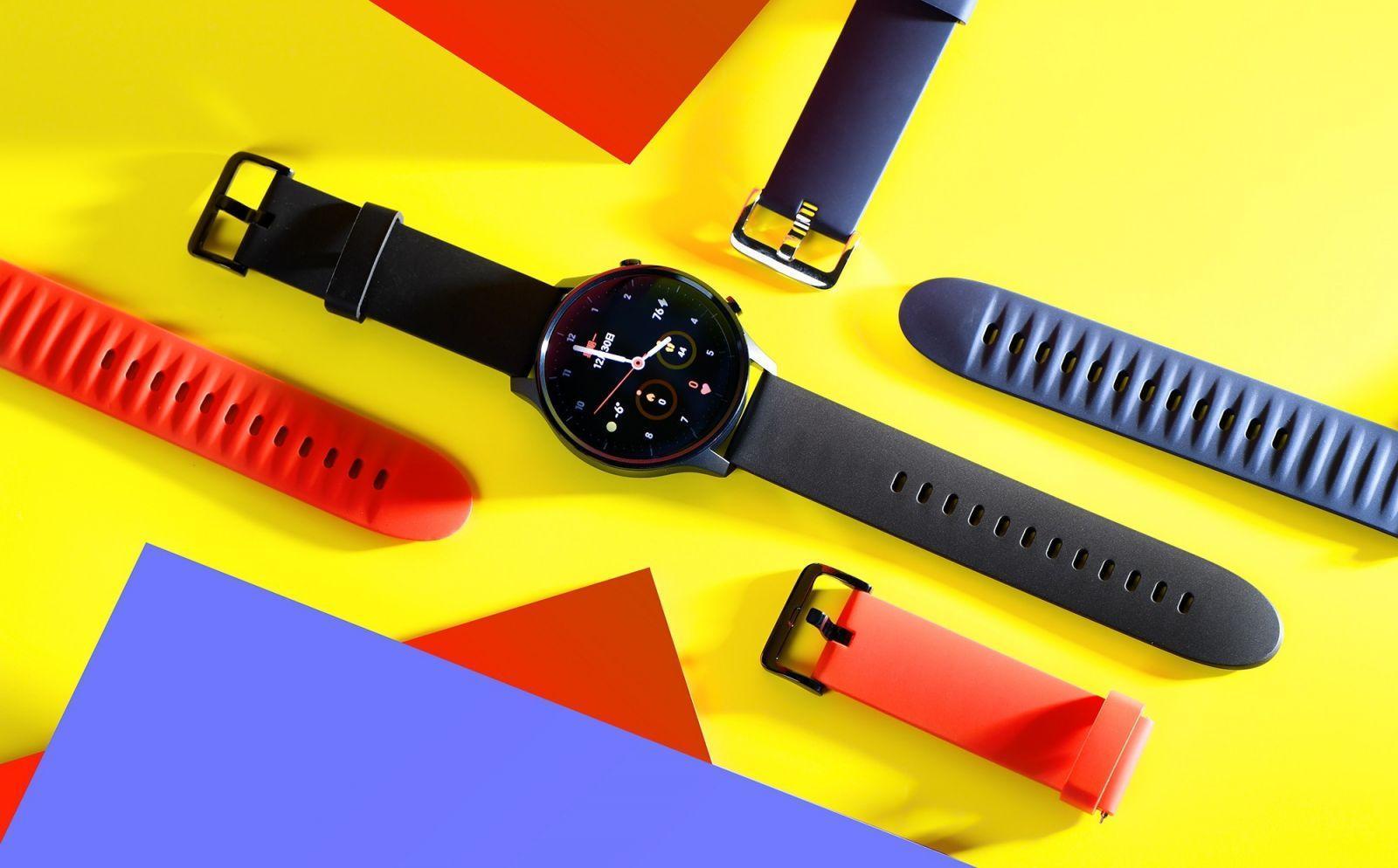 Часы Xiaomi Watch Color Keith Haring Edition покажут уже 27 апреля