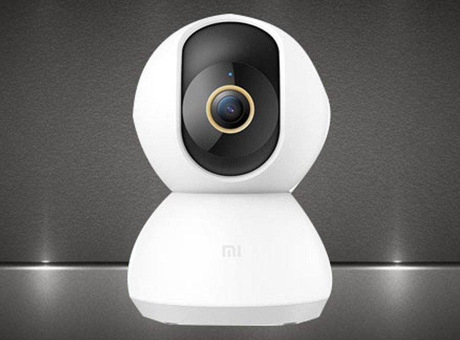 Xiaomi представила камеру  Mi Smart Camera PTZ Pro за 49 долларов
