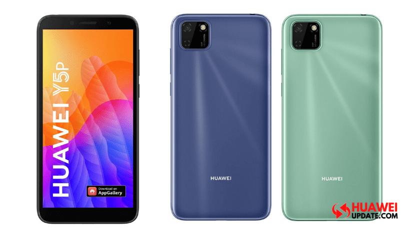 Компания Huawei анонсировала смартфоны Huawei Y6p и Huawei Y5p