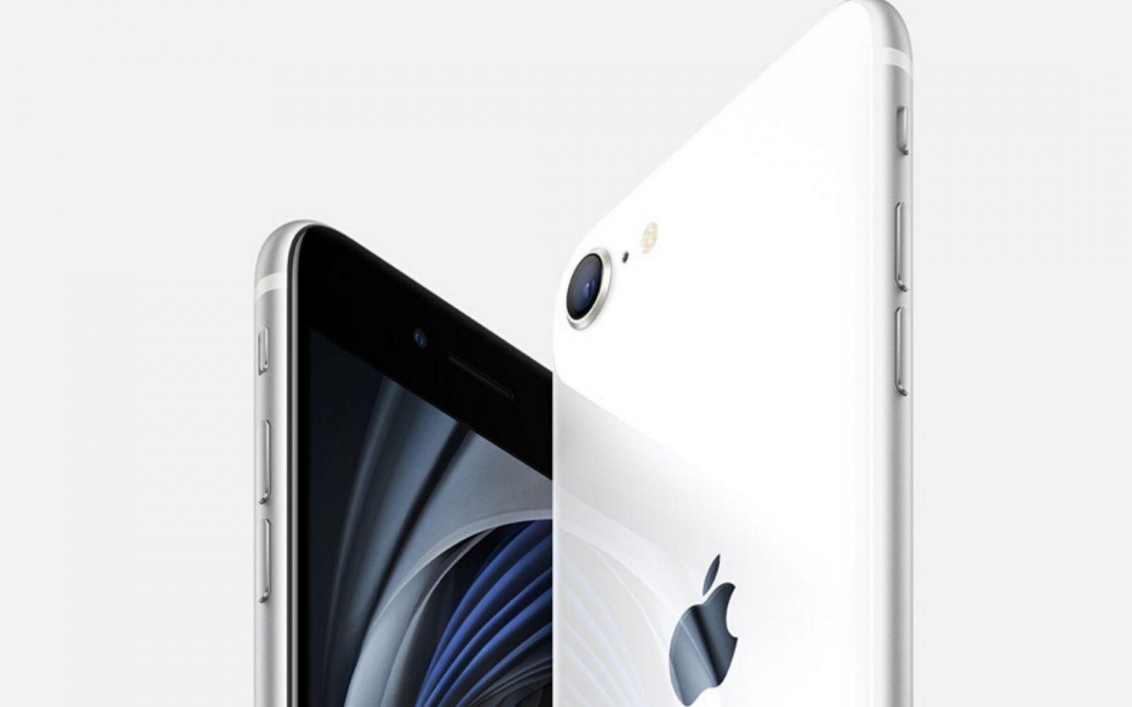 Утечка: iPhone SE Plus получит 6,1-дюймовый экран (iphone se 2020 1)